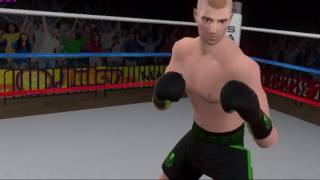 VR Sports Boxing gameplay