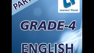 Fourth Class English Practice Book For Study Material