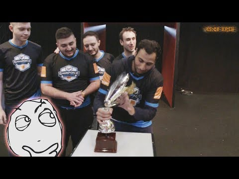 Hearthstone trophy continues esports tradition of falling apart on air   PC Gamer
