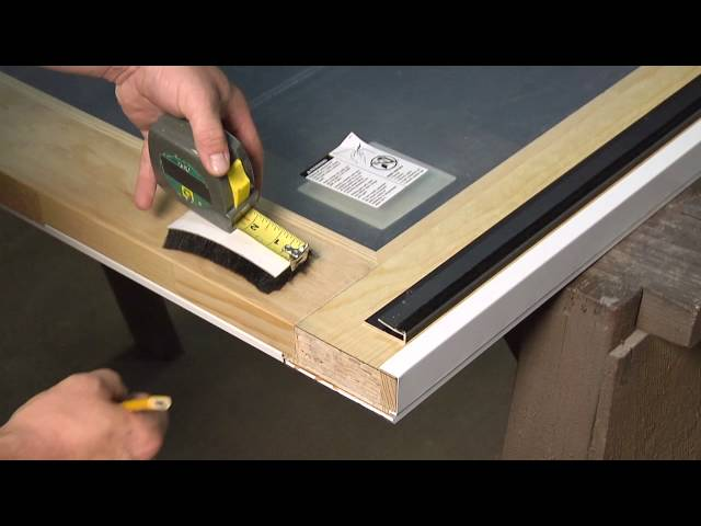 How To Install a Custom Wood Biparting Pocketing Multislide Door System