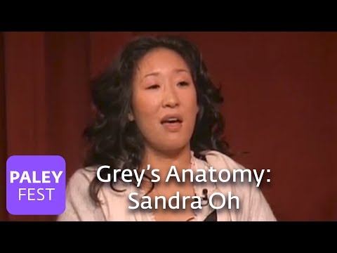 Grey's Anatomy - Sandra Oh's Audition (Paley Center, 2006)