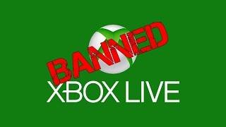 JE SUIS BANNIE DU XBOX LIVE !!!