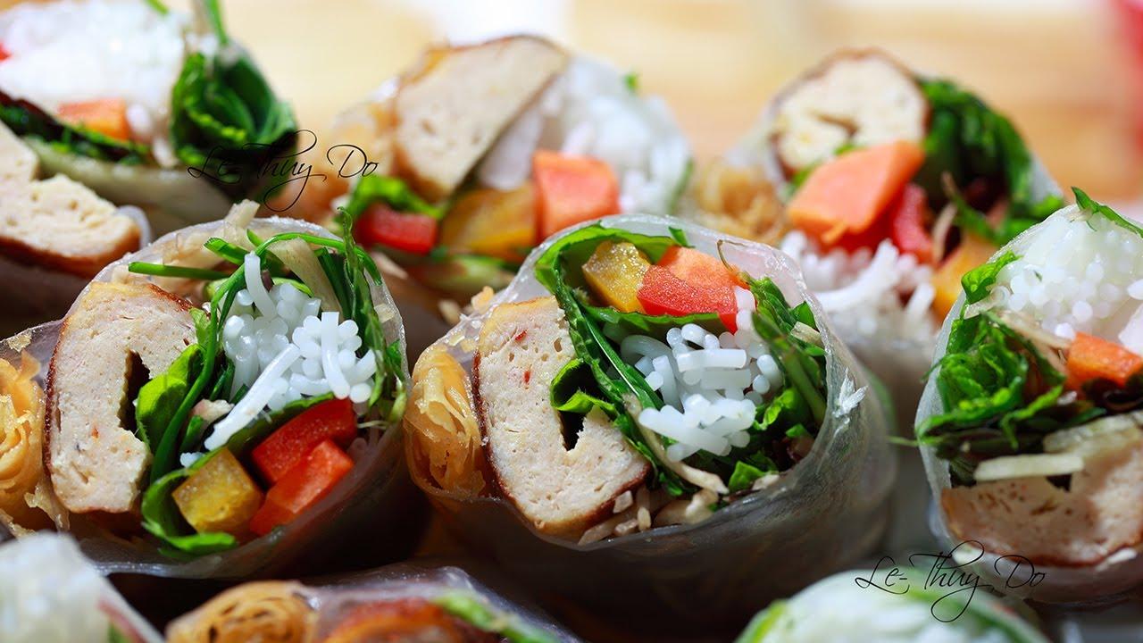 Nem Nướng Chiên Làm Nước Chấm – Grilled / Fried Pork Patties/Sausage