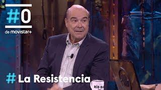LA RESISTENCIA -La mili de Resines | #LaResistencia 03.07.2019