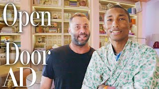 Inside Pharrell & David Grutman's Goodtime Hotel In Miami Beach | Open Door | Architectural Digest