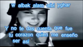 Nancy Ajram  Ana Yalli Bahebak subtitulada Español  arabe