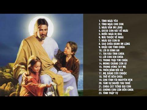 Nhạc Thánh Ca Tình Yêu Thiên Chúa Hay Nhất - Tuyệt Đỉnh Thánh Ca Nghe Cả Ngày Không Chán | Những bài hát hay nhất mọi thời đại 1