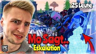 MO SAGT mit COMMUNITY 😳🏆Fortnite deutsch Custom Games