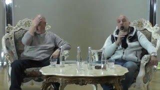 Пучков и Прилепин 03.02.16 (отрывок из дискуссионого клуба)