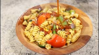 Learn to cook Rotini Egg Pasta- By Zeenat @SkillBuzz