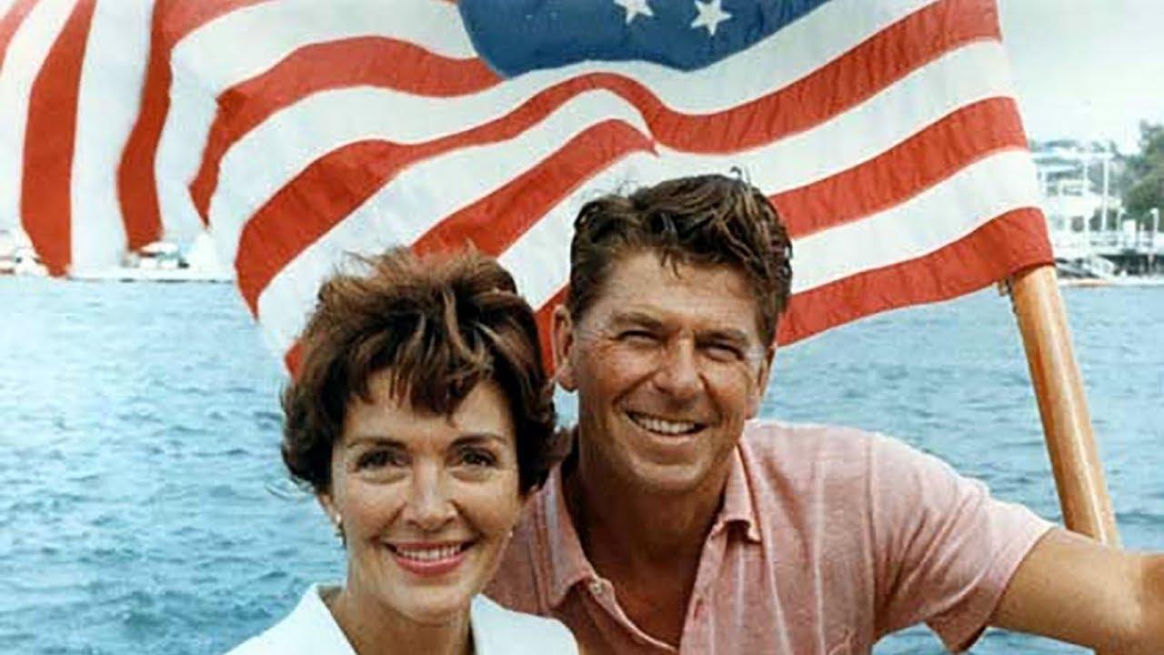 Президент США Рональд Рейган и Нэнси Рейган - биография, жизнь, любовь