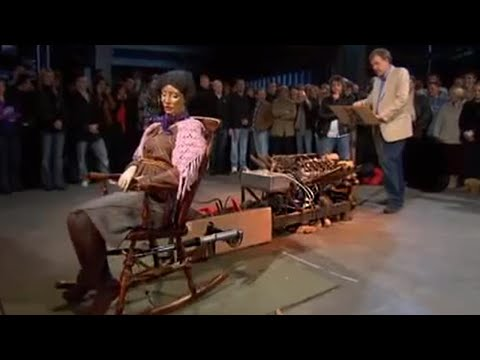 The V8 Rocking Chair Top Gear Bbc Youtube