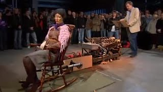 The V8 Rocking chair - Top Gear - BBC