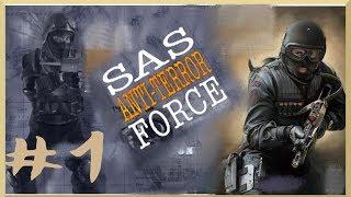 Zagrajmy w SAS: Anti-Terror Force #1 - Wprowadzenie i Trening!
