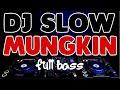 DJ MUNGKIN - POTRET !!! DJ SLOW FULL BASS !!! Cover By T Salsabilah !!! Original Remix !!! [Bro DJ]