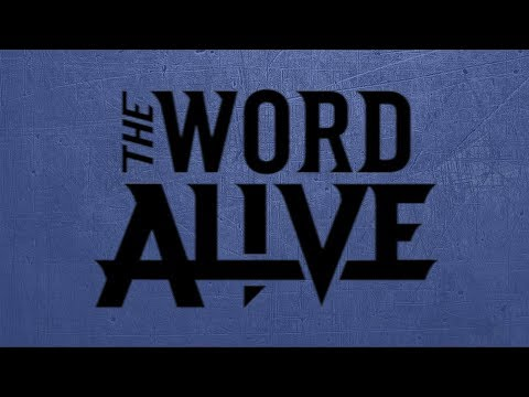 The Word Alive Slam Dunk Festival 2019