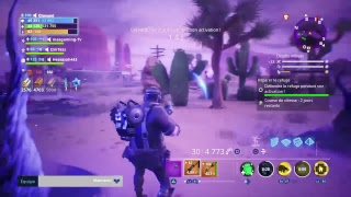 [FR/PS4] I unlock the mythical survivors (fortnite save the world)