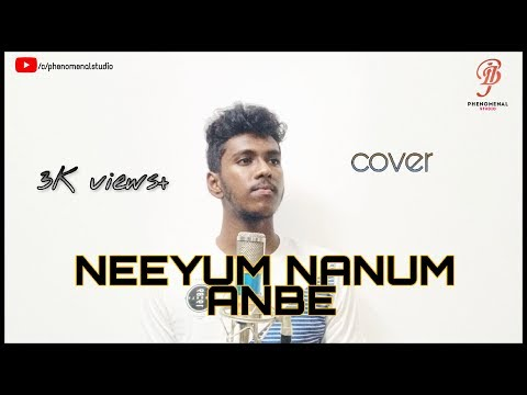 Neeyum Nanum Anbe - Cover by Jeya Siddarth | Imaika Nodigal | jithan raj | Hip Hop tamizha Mp3