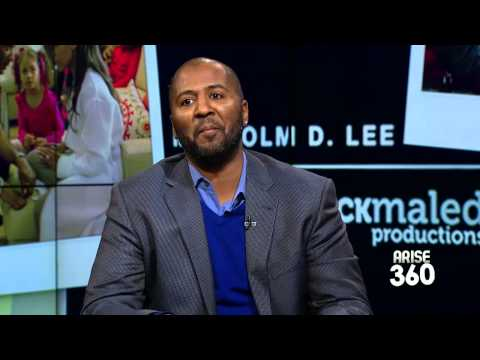 Arise Entertainment 360 with critically acclaimed film maker Malcolm D. Lee