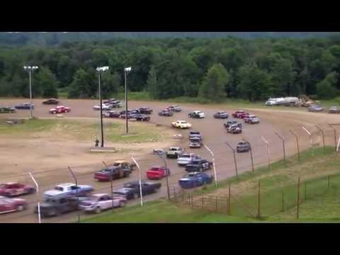 Dog Hollow Speedway - 7/5/15 Enduro Race