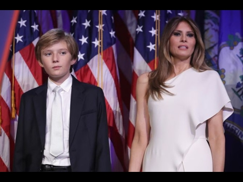 Melania And Barron Trump White House Snub Rumor Slammed By Kellyanne Conway