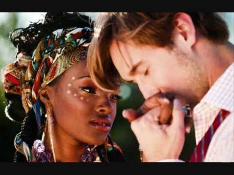 Movies of interracial marriages black woman white man