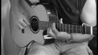 """Pray Anytime"" Freestyle Guitar"
