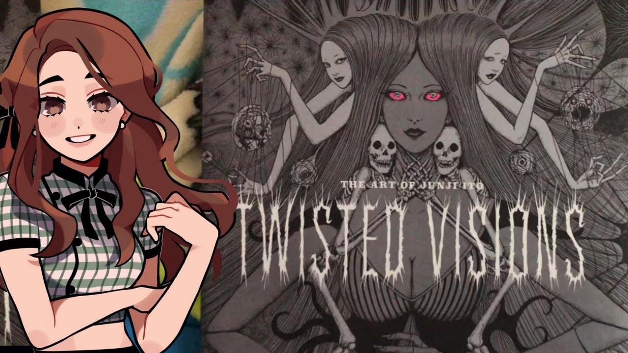 Inside Look The Art Of Junji Ito Twisted Visions Youtube