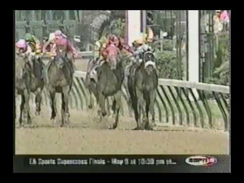 2000 Kentucky Derby - Fusaichi Pegasus : Broadcast