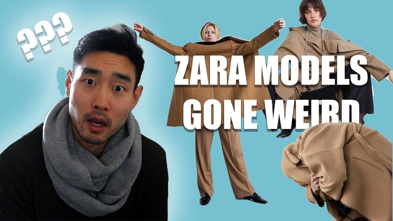 Zara Models Meme - HD Modello
