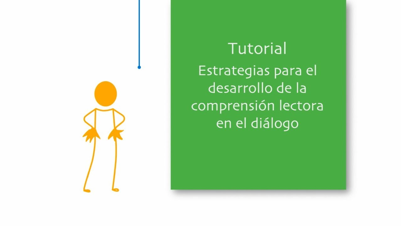 Tutorial Comprension lectora
