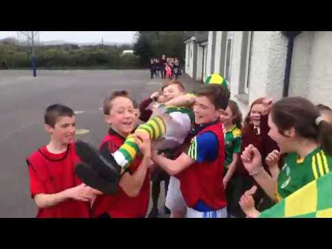 National School's Tribute to Colm ''Gooch'' Cooper