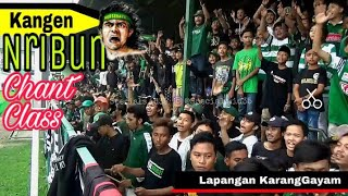 Vlog Kangen Nribun..!! Chant Class dan Galang Donasi untuk Banten-Lampung di Lapangan KarangGayam