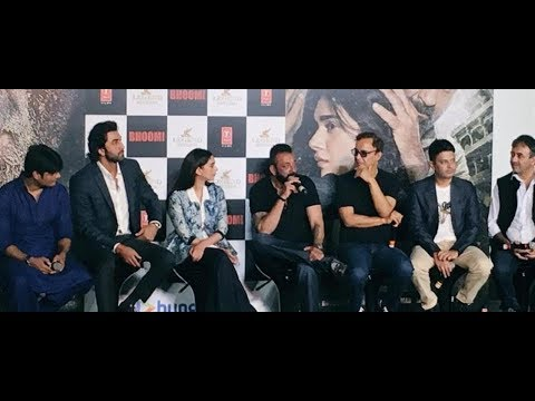 Bhoomi Trailer Launch | Sanjay Dutt |...