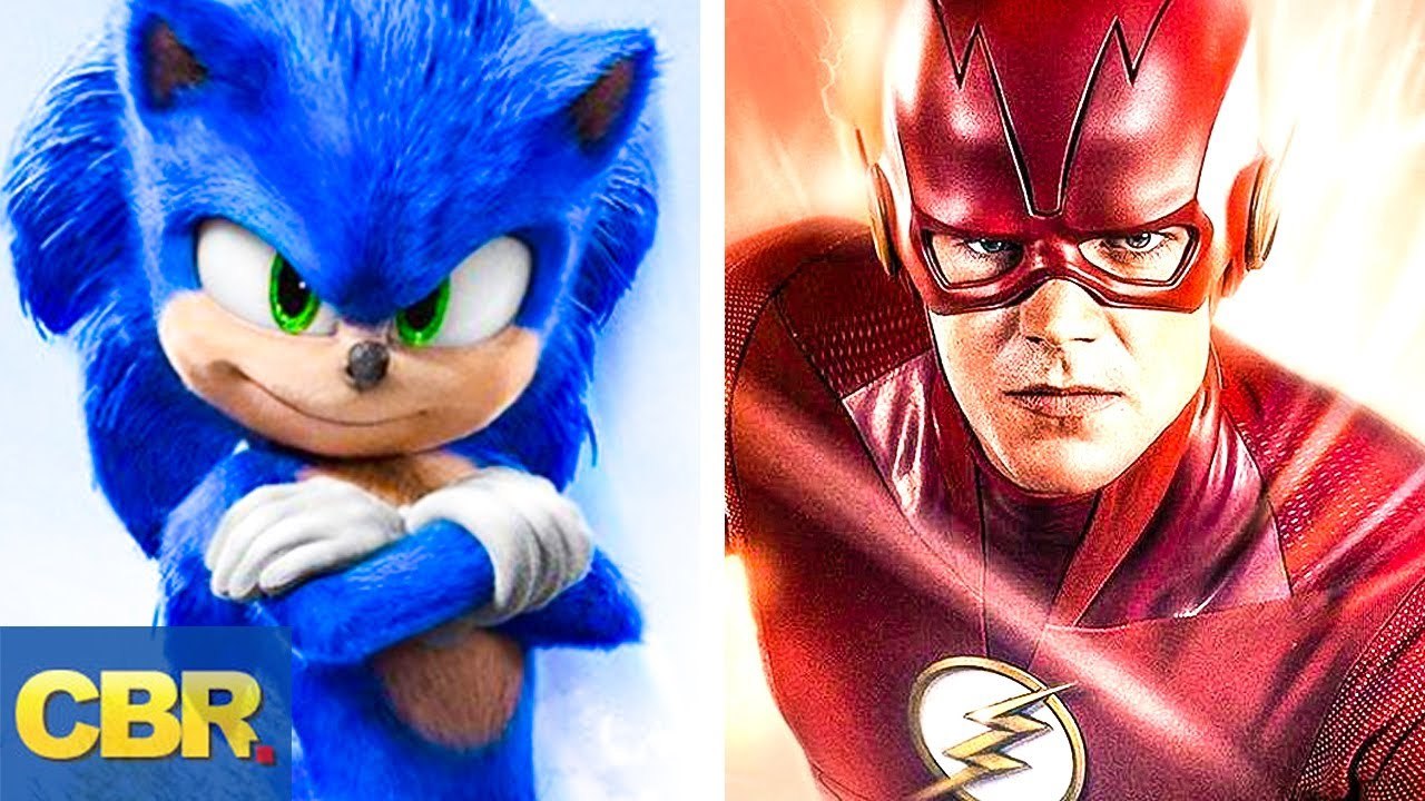 Download Who Is The Fastest Speedster?