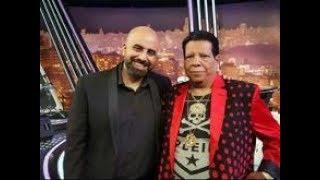 شعبان عبد الرحيم يغني لهشام ويولع البرنامج في لهون وبس