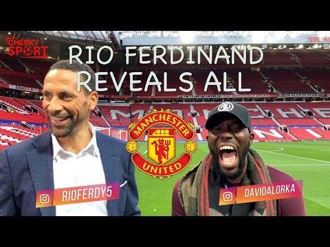 RIO FERDINAND REVEALS ALL