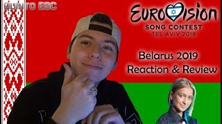 ZENA - Like It Reaction - Eurovision 2019 (Belarus) - Quinto ESC