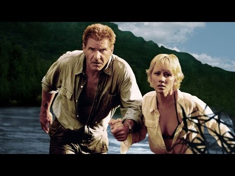 Epic Comdy Adventure Movie by Harrison Ford, David Schwimmer   Six Days Seven Nights