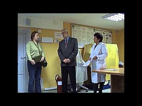 Объектовая тренировка в детской поликлинике №45