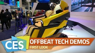 Fun and Off-Beat Tech at CES 2019