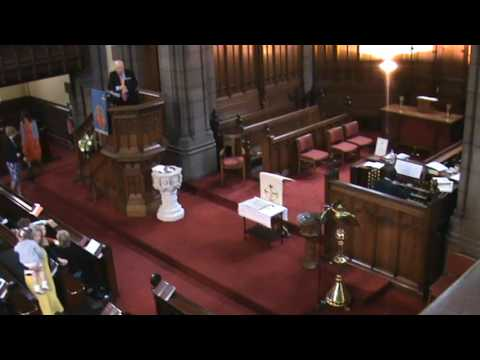 Saint Columba Gaelic Church; English Service, Sunday 23 July 2017
