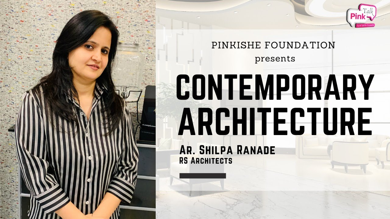 Contemporary Architecture by Shilpa Ranade : Pink Talk : Pinkishe Foundation