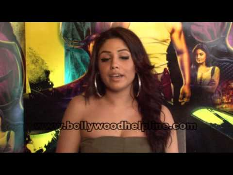 Interview Of Gihana Khan For The Film Mumbai Mirror