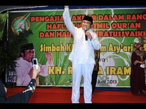 Pengajian Akbar KH.Rhoma Irama yatim piatu - D'Setia Production