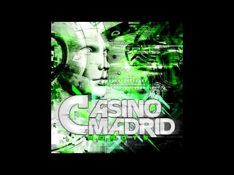 CASINO MADRID - POCKET ACES *NEW SONG ROBOTS 2011*