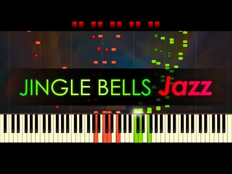 Jingle Bells (Piano) // JAZZ