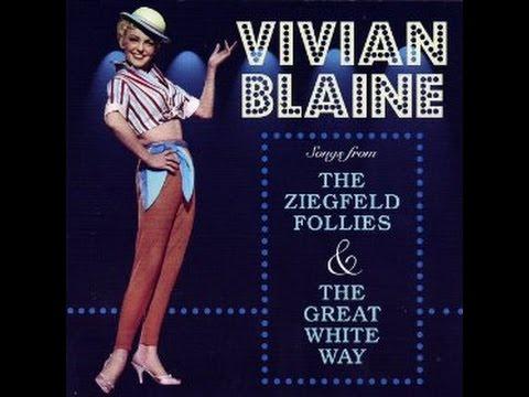 Vivian Blaine ~ A Wonderful Guy