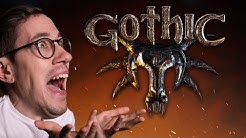 Gothic 1 offizielles REMAKE   Full Gameplay