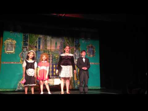 Annie - NYC - Kid City Theater Review